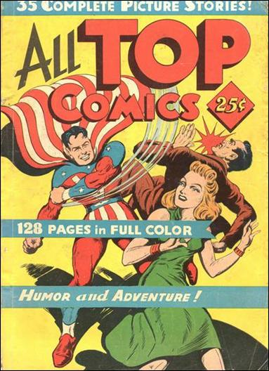 All Top Comics (1944) nn-A by Fox