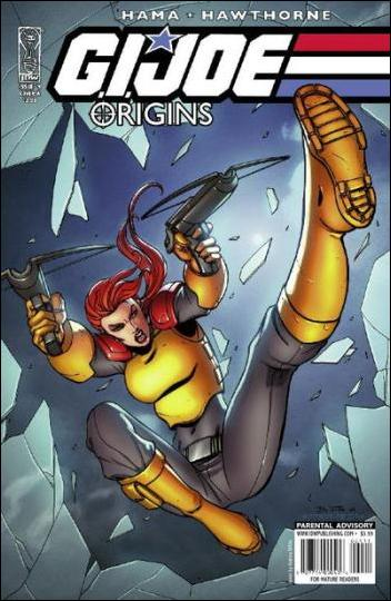 G.I. Joe: Origins 4-A by IDW