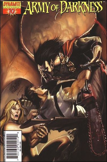 Army of Darkness (2006) 10-E by Dynamite Entertainment