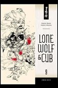 Lone Wolf and Cub Omnibus 9-A
