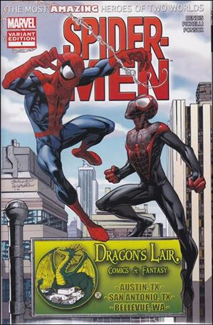 Spider-Men 1-MG