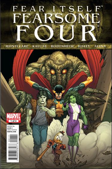 Fear Itself: Fearsome Four 1-A by Marvel