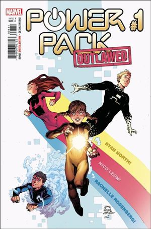 Power Pack (2021) 1-A