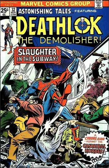 Astonishing Tales (1970) 32-A by Marvel