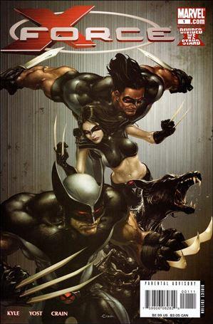 X-Force (2008) 1-A