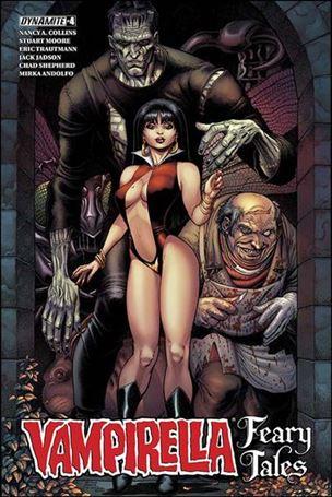 Vampirella: Feary Tales 4-B