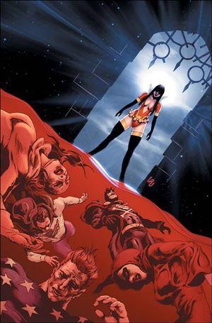Vampirella: The Dark Powers 5-I