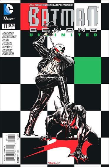 Batman Beyond Unlimited 11-A by DC