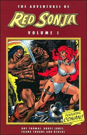 Adventures of Red Sonja 1-C