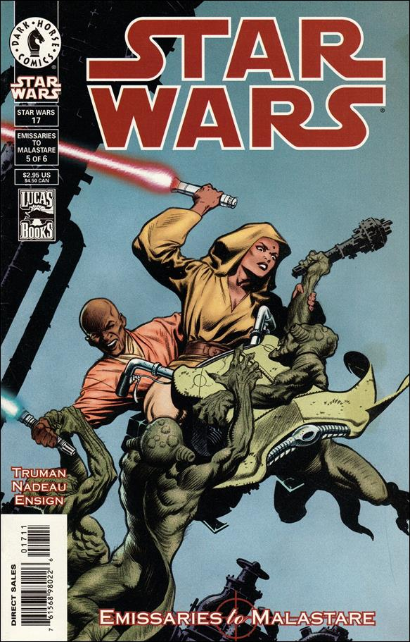 Star Wars/Star Wars Republic 17-A by Dark Horse