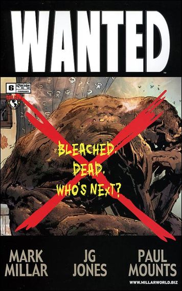 Wanted (2003) 6-A by Top Cow