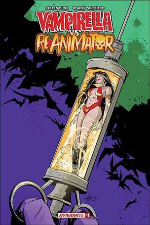 Vampirella vs Reanimator 1-E