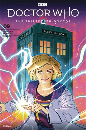 Doctor Who: The Thirteenth Doctor 9-A