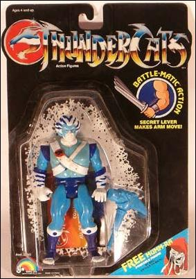 Thundercats Bengali on Thundercats Ben Gali  Jan 1987 Action Figure By Ljn