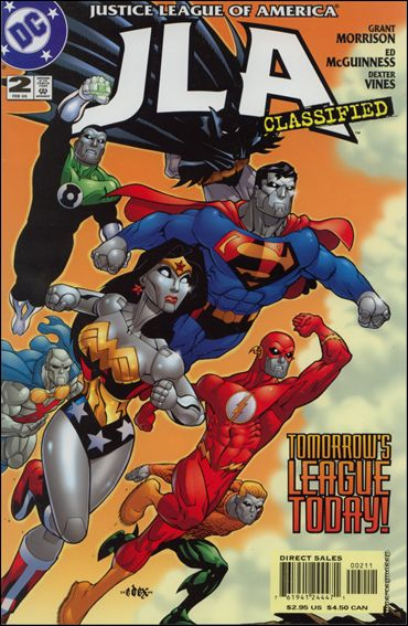 JLA: Classified 2-A by DC