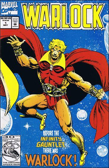 Warlock (1992) 1-A by Marvel