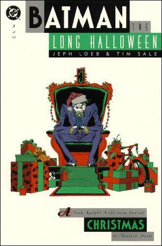 Batman: The Long Halloween 3-A by DC