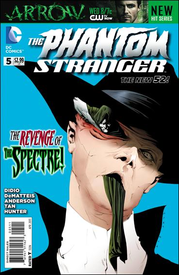 Phantom Stranger (2012) 5-A by DC