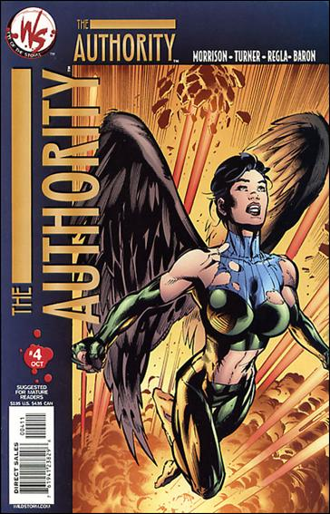 Authority (2003) 4-A by WildStorm