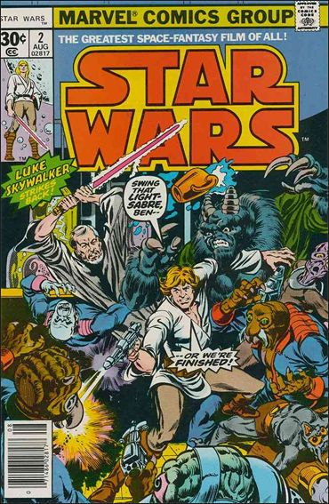 Star Wars (1977) 2-A by Marvel