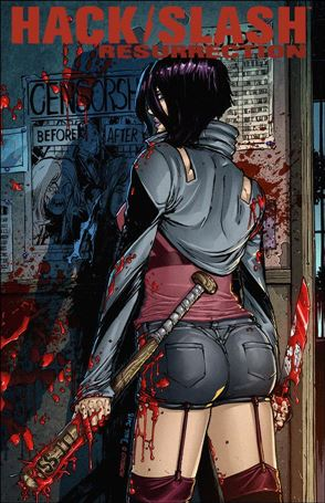 Hack/Slash: Resurrection 12-B