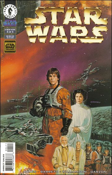 Star Wars: A New Hope - The Special Edition 4-A by Dark Horse