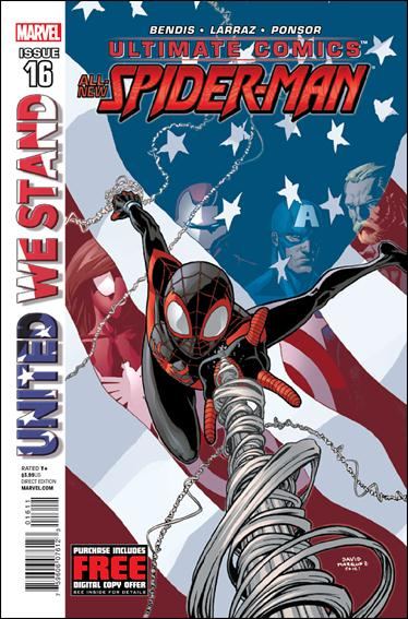 Ultimate Comics Spider-Man 16-A by Marvel