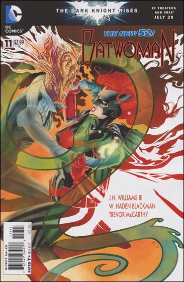 Batwoman 11-A by DC