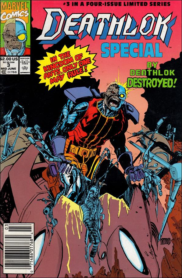 Deathlok Special 3-A by Marvel