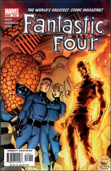 Fantastic Four (1961) 510-A by Marvel