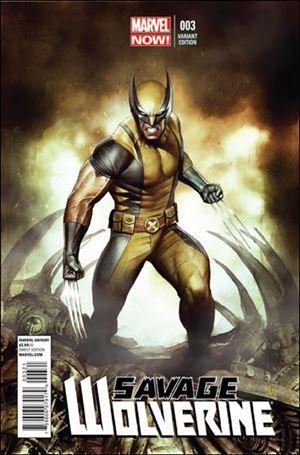Savage Wolverine 3-B
