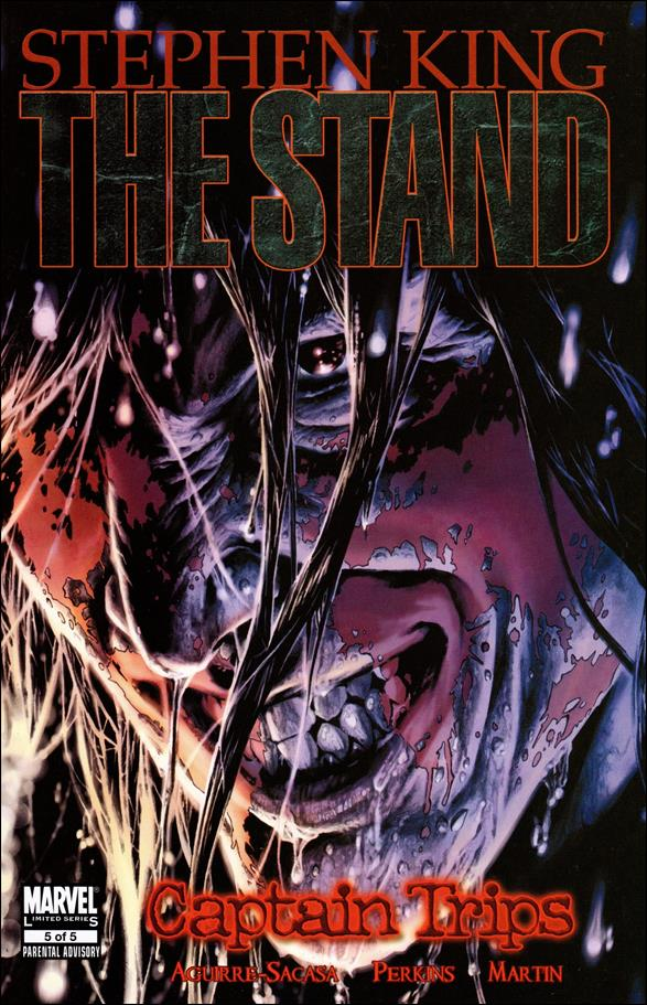 Stand: Captain Trips 5-A by Marvel