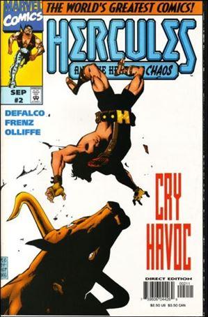 Hercules: Heart of Chaos 2-A