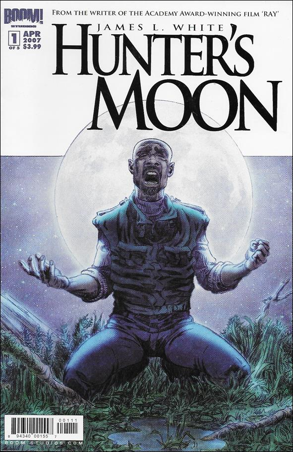 Hunter's Moon 1-A by Boom! Studios