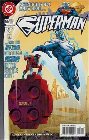 Superman (1987) 125-A