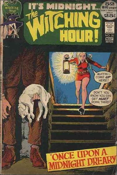 Witching Hour (1969) 20-A by DC