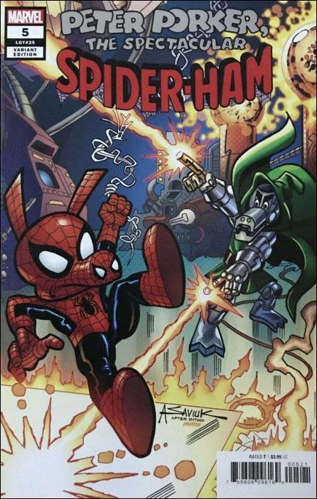 Spider-Ham 5-B by Marvel