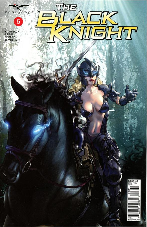 Black Knight (2018) 5-A by Zenescope Entertainment