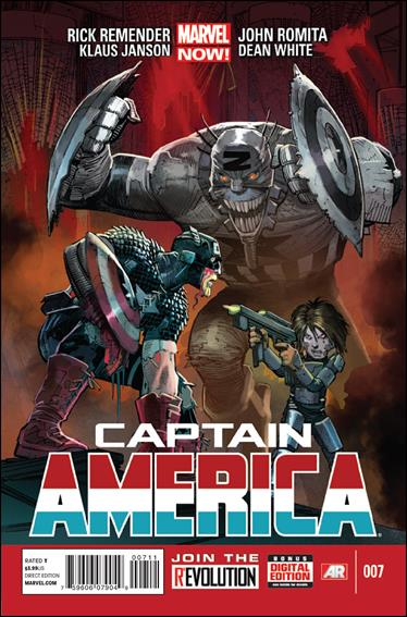 Captain America (2013) 7-A by Marvel