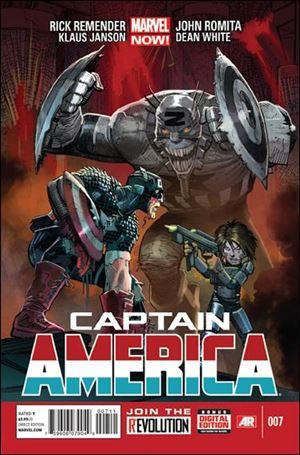 Captain America (2013) 7-A