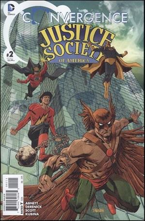 Convergence Justice Society of America 2-A