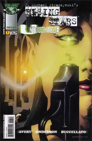 Rising Stars: Untouchable 1-A by Top Cow