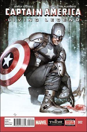Captain America: Living Legend 2-A