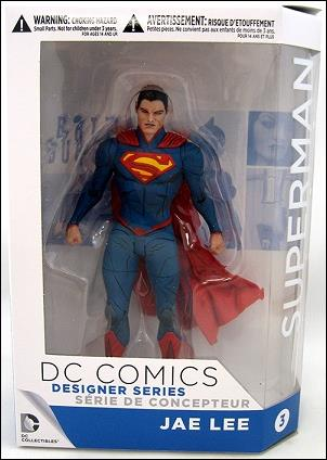 DC Designer Series: Jae Lee Superman by DC Collectibles