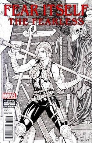 Fear Itself: The Fearless 1-G by Marvel