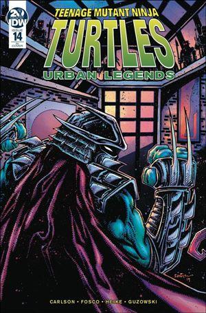 Teenage Mutant Ninja Turtles: Urban Legends 14-C