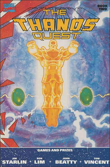 Thanos Quest (1990) 2-A by Marvel