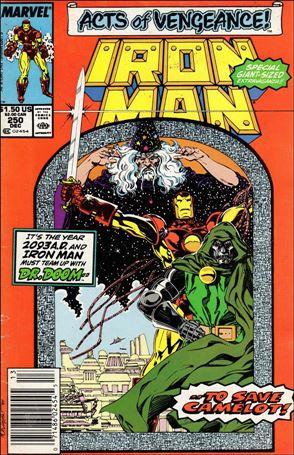 Iron Man (1968) 250-A
