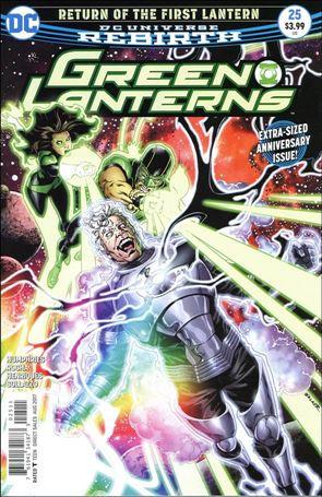 Green Lanterns 25-A