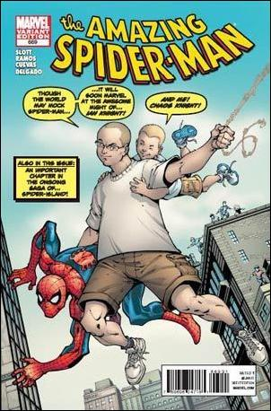 Amazing Spider-Man (1963) 669-H by Marvel